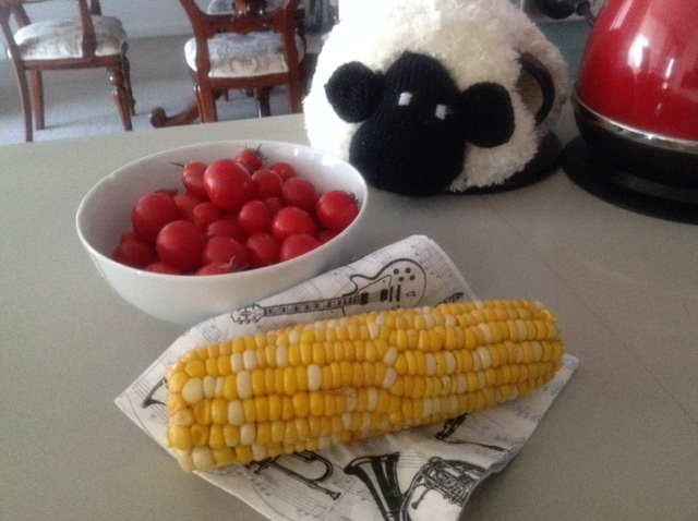 Vegetables - Corn
